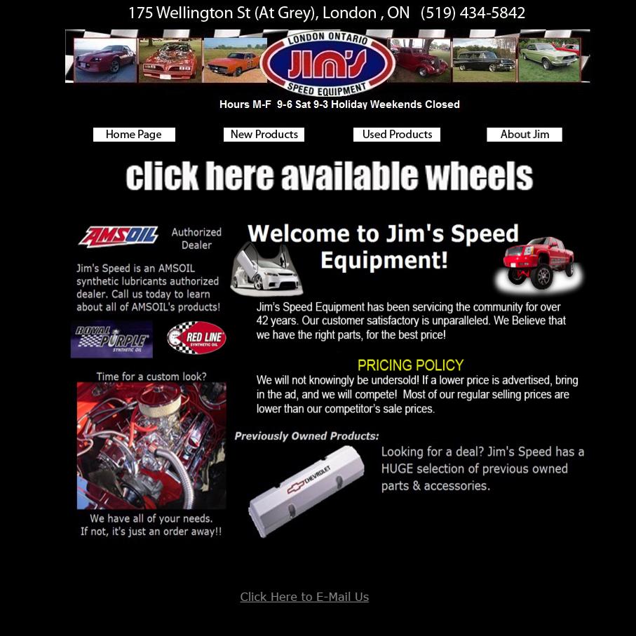 jims speed equipment